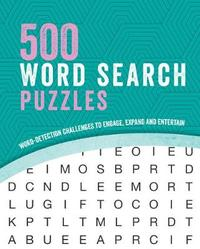 500 Word Search Puzzles by Parragon Books Ltd image