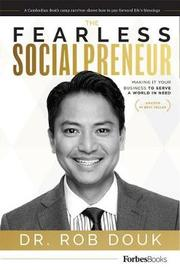 The Fearless Socialpreneur by Rob Douk image