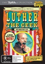 Luther the Geek on DVD