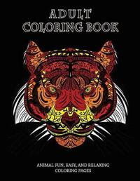 Adult Coloring Book by Elaine Thompson