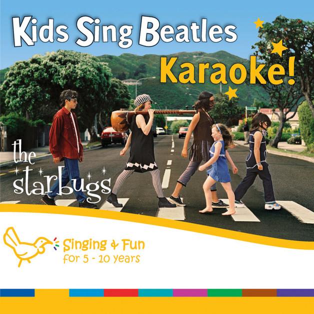 Kids Sing The Beatles