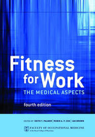Fitness for Work: The Medical Aspects image