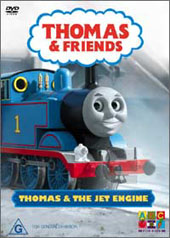 Thomas & Friends - Thomas & The Jet Engine on DVD