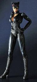 Batman: Arkham City - Catwoman Play Arts Kai Figure image
