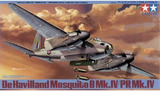 Tamiya British De Havilland Mosquito B-Mk.IV 1/48 Aircraft Model Kit