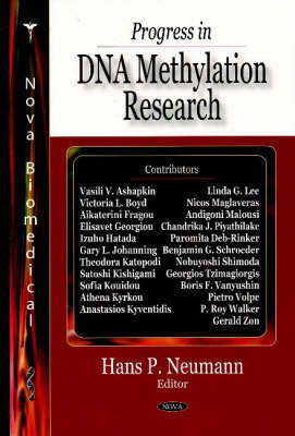 Progress in DNA Methylation Research