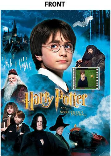 FilmCells: PremierCell Presentation - Harry Potter (Harry Potter and the Sorcerer's Stone)