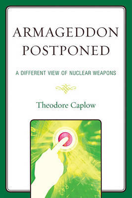 Armageddon Postponed by Theodore Caplow image