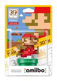 Nintendo Amiibo 8 Bit Mario Classic - Super Mario Maker Figure for Nintendo Wii U