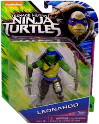 TMNT: Out of the Shadows - Leonardo Basic Figure