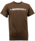 Firefly: Browncoat Aim To Misbehave T-Shirt - Medium