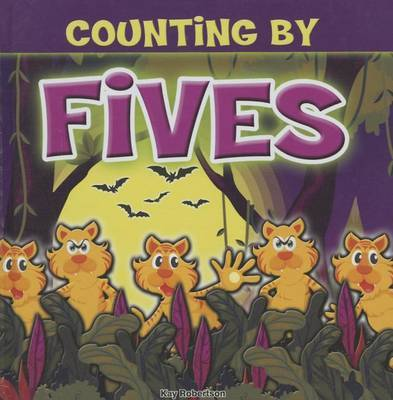 Counting by Fives by Kay Robertson image