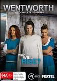 Wentworth - Season 4 on DVD