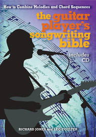 The Guitar Player's Songwriting Bible by Lee Coulter image
