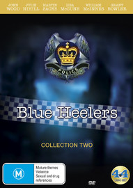Blue Heelers - Collection 2 on DVD image
