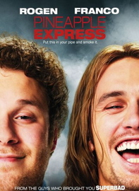 Pineapple Express on DVD image