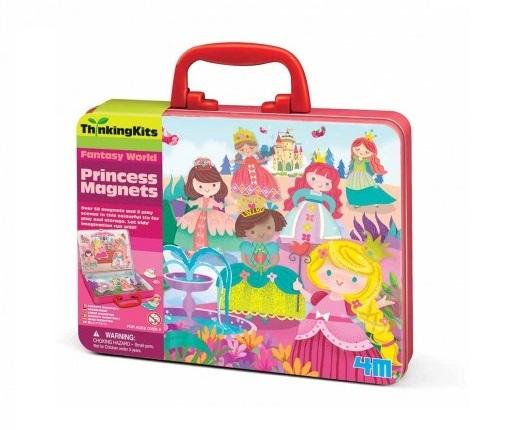 4M: Thinking Kits Princess Magnet Kit