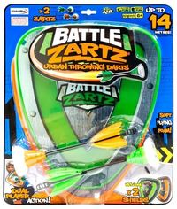 Zing: Battle Zartz - 2 Pack