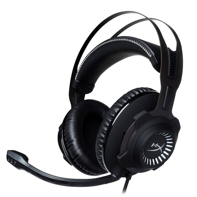 HyperX Cloud Revolver Gaming Headset (Gun Metal) for