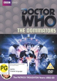 Doctor Who: The Dominators on DVD