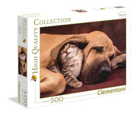 Clementoni: 500-Piece Puzzle - Cuddles