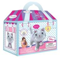 My Studio Girl: DIY Rescue Pets - Kitty