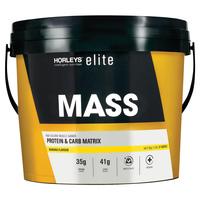 Horleys MASS Protein Powder - Banana (2.5kg)