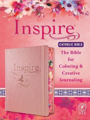NLT Inspire Catholic Bible by Tyndale