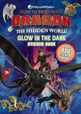 How To Train Your Dragon: The Hidden World: Glow In The Dark Sticker Book image
