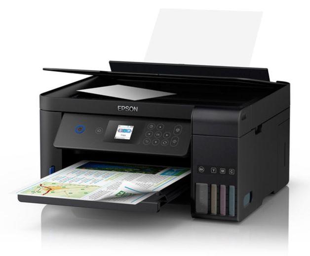 Epson Expression ET-2750 EcoTank 4 Colour Multifunction Printer