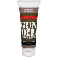 Gun Oil Silicone Gel Lubricant Force Recon Tube (100ml)