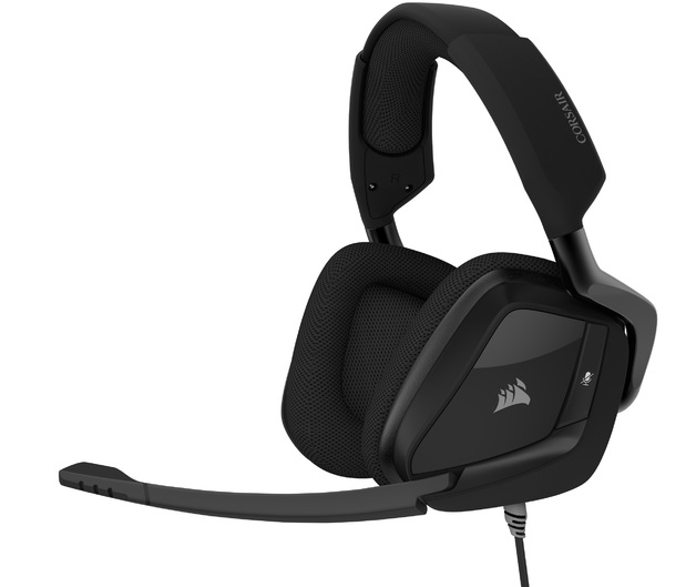 Corsair Void Elite Surround Gaming Headset (Carbon) for PC