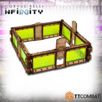 TTCombat: Tabletop Scenics - Objective Compound