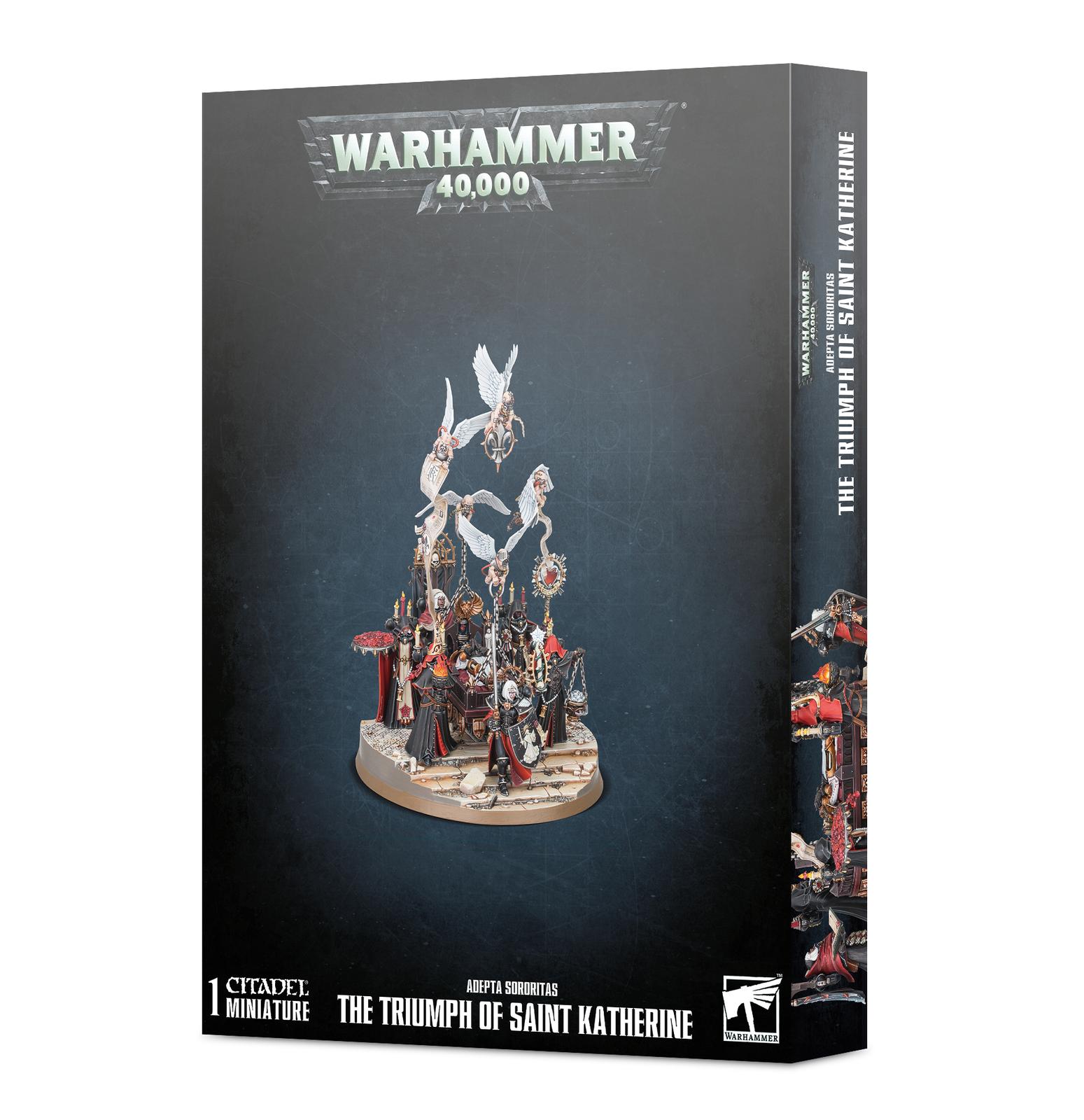 Warhammer 40,000: Adepta Sororitas The Triumph of St. Katherine image