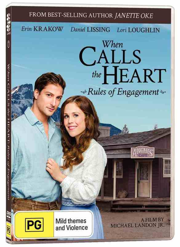 When Calls the Heart #07: Rules of Engagement on DVD