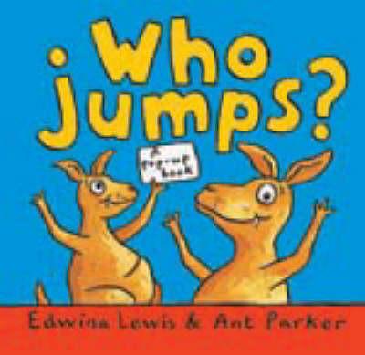 Who Jumps? by Edwina Lewis image