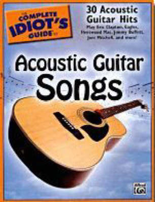 The Complete Idiot's Guide to Acoustic Guitar Songs image