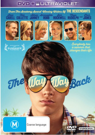 The Way, Way Back on DVD
