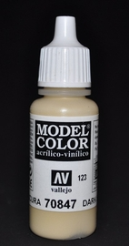 Vallejo Model Colour Dark Sand 17ml