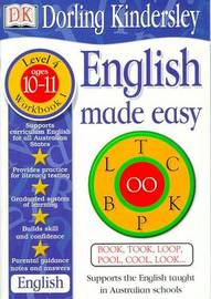 English Made Easy Level 4 (Age 10-11): Workbook 1 image
