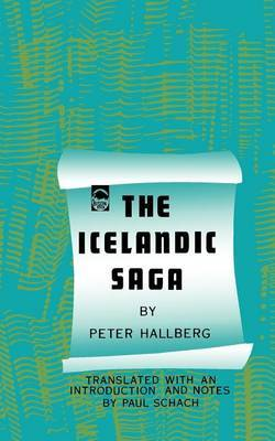 Icelandic Saga by Peter Hallberg