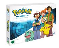 Pokemon: Seasons 1 & 2 Limited Edition Box Set on DVD
