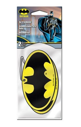 Batman Logo Air Freshener (2-Pack)