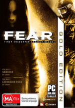 F.E.A.R. Gold Edition for PC Games