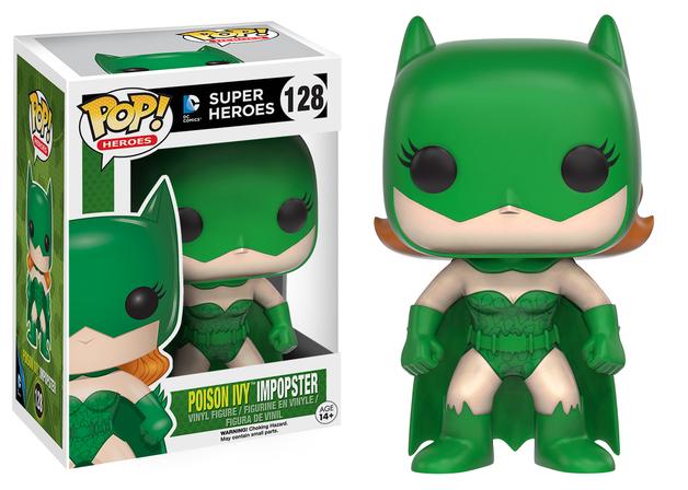 Batman Impopsters - Batgirl/Posion Ivy Pop! Vinyl Figure