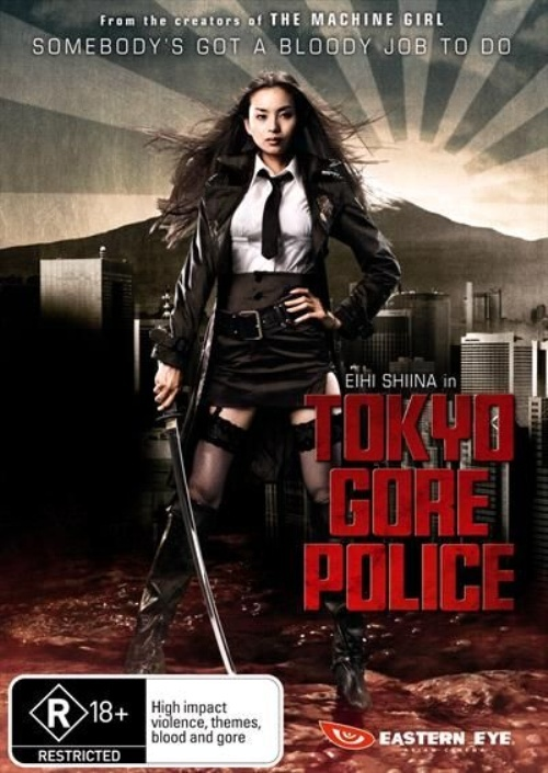 Tokyo Gore Police Dvd Buy Now At Mighty Ape Nz