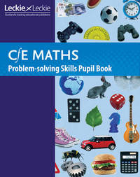 CfE Maths Problem-Solving Skills Pupil Book by Trevor Senior image