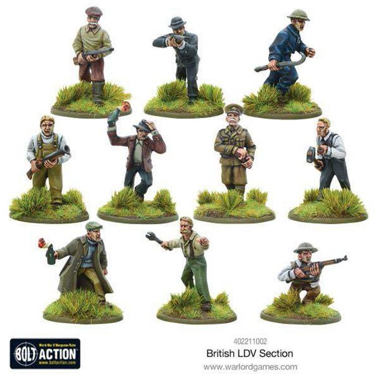 British LDV Section image