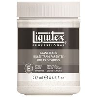 Liquitex: Glass Beads Texture Effects (237ml)