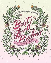 Best Loved Psalms Coloring Book by Compiled by Barbour Staff